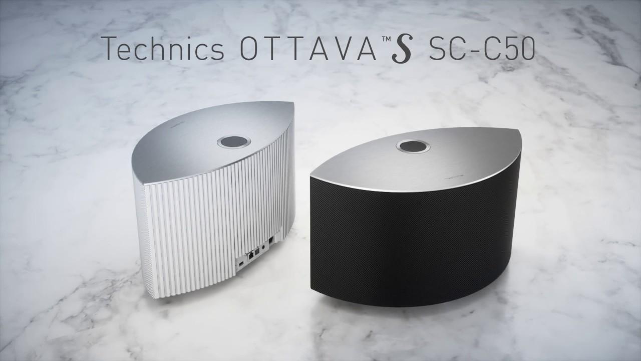 technics-ottava-sc-c50-torino-speaker