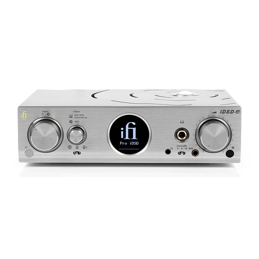 IFI-PRO-iDSD-DAC