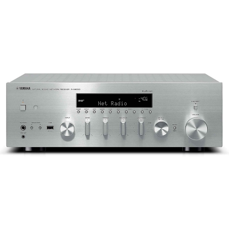 yamaha-r-n803d-amplificatore-silver