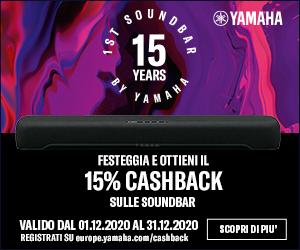 Yamaha Cashback 2020