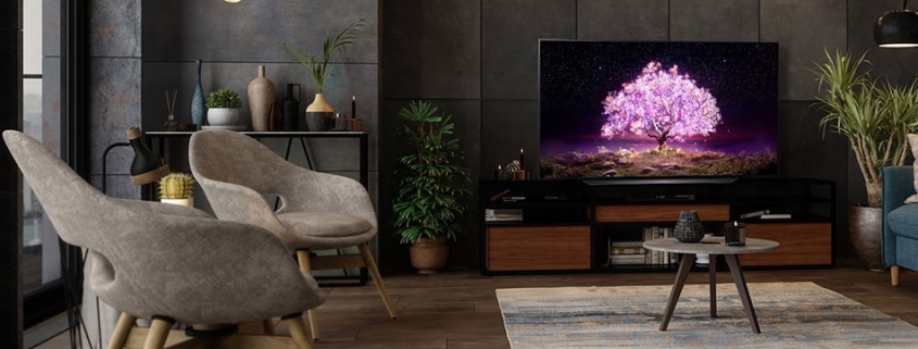 LG C15 TV OLED 4K